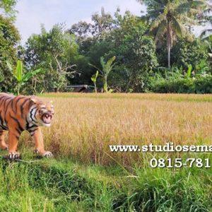 Bikin Patung Macan Produksi Patung Cetak Patung Macan