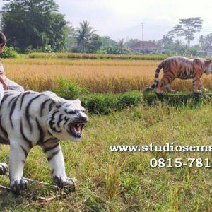 Foto Patung Macan Lucu Foto Patung Macan Patung Macan Gagal