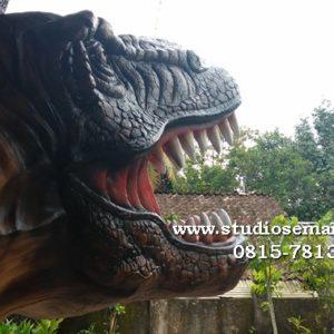 Gambar Patung 3d Patung Dinosaurus 3d Dinosaurus Murah