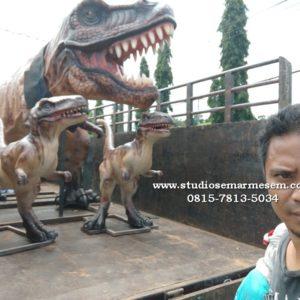 Hiasan Dinosaurus Replika Dinosaurus Dinosaurus Murah