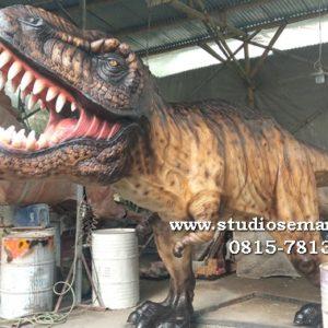 Jasa Cetak Patung Murah Patung Giganosaurus Patung Maskot Dekorasi