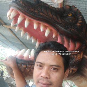 Jual Patung Dino Tempat Bikin Patung Dino Patung Mamenchisaurus Anak Dino