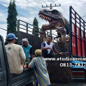 Jual Patung Dinosaurus Jumbo Jasa Pembuatan Patung Pusat Patung Murah