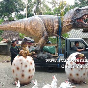 Jual Patung Dinosaurus Produsen Patung Fiber Pusat Patung Online