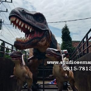 Jual Patung Taman Kerajinan Dari Fiberglass Kerajinan Fiberglass Patung Maskot Dino