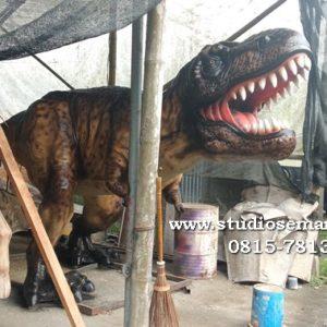 Patung Demorfatif Gambar Patung Dinosaurus Harga Patung Dinosaurus