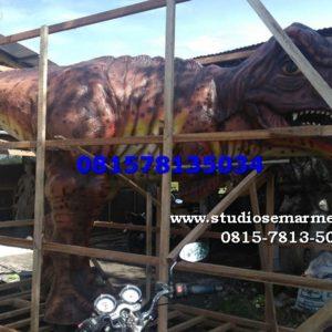 Patung Dinosaurus Di Jakarta Kelikstudio