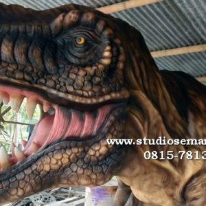 Patung Dinosaurus Terbesar Di Dunia