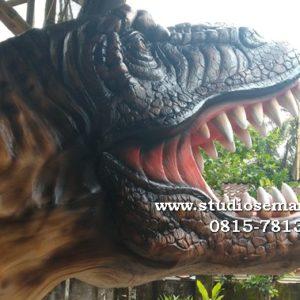 Patung Dinosaurus Yang Terbesar Wisata Patung Dinosaurus Dinosaurus Dari Plastisin