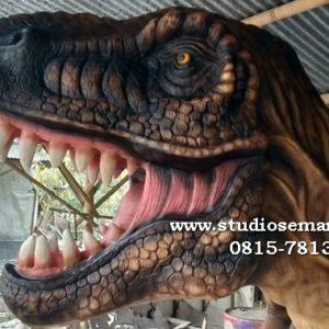 Patung Fiber Rusa Patung Fiber Singa Patung Fiberglass Malang