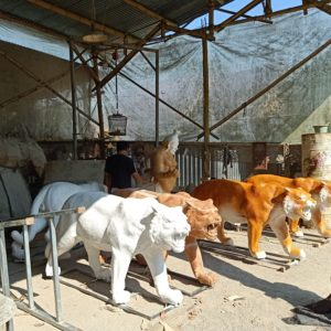 Patung Harimau Tni Patung Harimau Untuk Dijual Patung Harimau Ukiran
