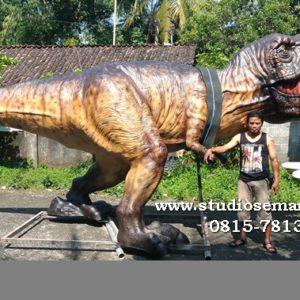 Patung Liopleurodon Patung Carcharadontosaurus Patung Diplodocus Patung Argentinosaurus