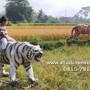 Patung Macan Jepara Patung Macan Madiun Patung Harimau Jawa
