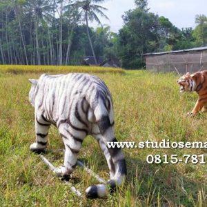Patung Macan Kocak Patung Macan Koramil Patung Macan Kuningan