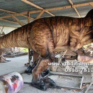 Patung Terbesar Di Bali Patung Tugu Pak Tani Patung Dinosaur