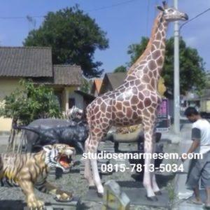 Produsen Patung Harimau Patung Harimau Hitam Patung Harimau Garut
