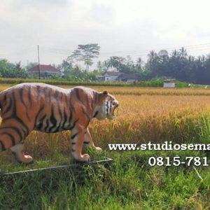 Ukiran Patung Macan Patung Harimau Viral Patung Harimau Yang Viral