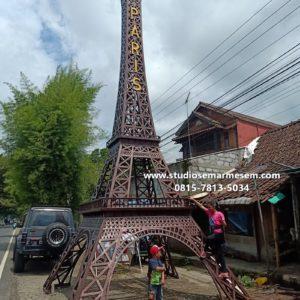 Menara Eiffel Di Jakarta Menara Eiffel Bogor Jawa Barat Menara Eiffel Kw