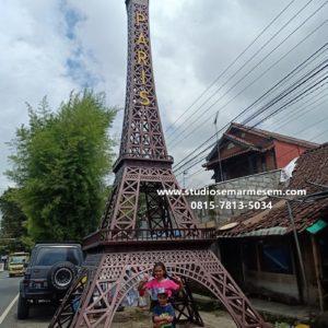 Menara Eiffel Di Singaparna Menara Eiffel Di Bogor Menara Eiffel Di Prancis