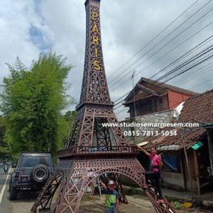 Menara Eiffel Di Tulungagung Menara Eiffel Di Tasikmalaya Menara Eiffel Gorontalo