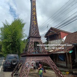 Menara Eiffel Malang Menara Eiffel Paris Menara Eiffel Salatiga