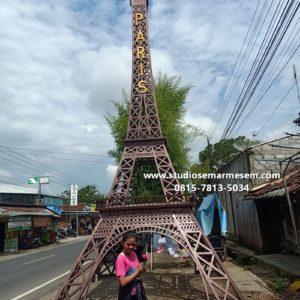 Patung Gajah Resin Tempat Buat Eiffel Jasa Buat Eiffel Magelang