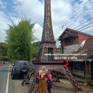 Replika Menara Eiffel Di Indonesia Jasa Buat Eiffel Replika Eiffel Magelang