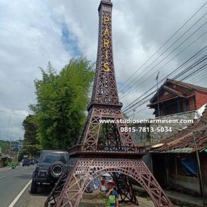 Tempat Pembuatan Miniatur Pembuat Menara Eiffel Pengrajin Menara Eiffel
