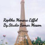 Replika Menara Eiffel Terbaru Termurah