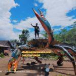 Maskot Kepiting Besar Galvanis