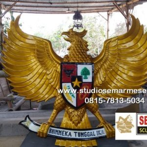 Beli Replika Garuda Pancasila Patung Elang Garuda Murah
