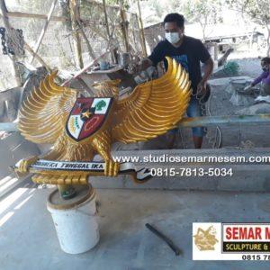 Cara Buat Patung Garuda Lambang Negara Replika Garuda Patung Burung Garuda