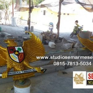 Contoh Patung Garuda Studio Patung Simbol Negara