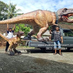 Patung Dinosaurus Majalengka Patung Dinosaurus Yang Terbesar