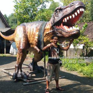 Patung Dinosaurus Patung Dino Taman Patung Raksasa