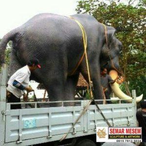 Kelik Studio Semar Mesem Patung Gajah Jumbo Patung Indonesia