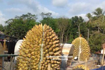Jasa Bikin Replika Durian Durian 3d Buat Semple Durian