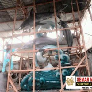 Kelik Studio Semar Mesem Monumen Karimun Jawa Patung Free Standing