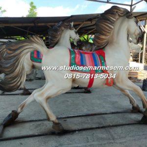 Patung Kuda Emas Patung Kuda Citra Indah Patung Kuda Jogja