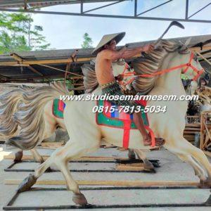 Patung Kuda Jawa Tengah Patung Kuda Hari Ini Buat Patung Kuda